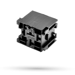 Podstawka 5 polowa przekaźnika standardowego (MINI ISO) - 10szt.