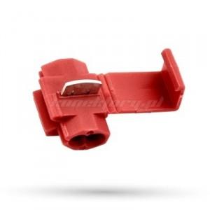 Szybkozłączka śr. 1 mm2  - 100szt.