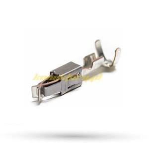Pin żeński 2,8 / 1mm2 JPT - 10 szt.