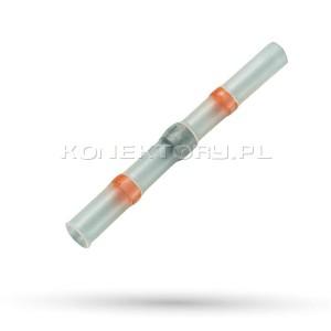 Łącznik termokurczliwy z cyną 1,5mm2
