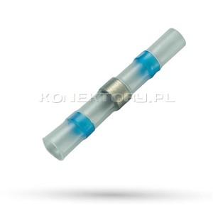Łącznik termokurczliwy z cyną 2,5mm2