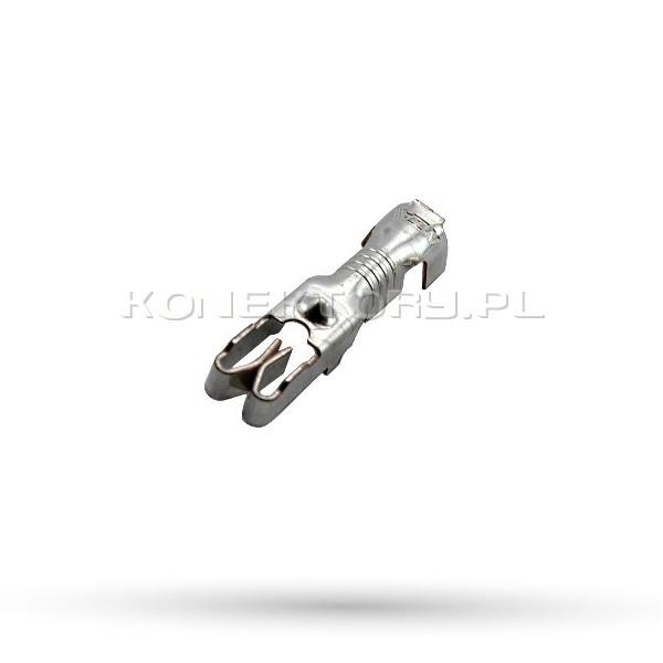 Konektor żeński UNI F630 / 0,5-1,5mm2 - 10szt.