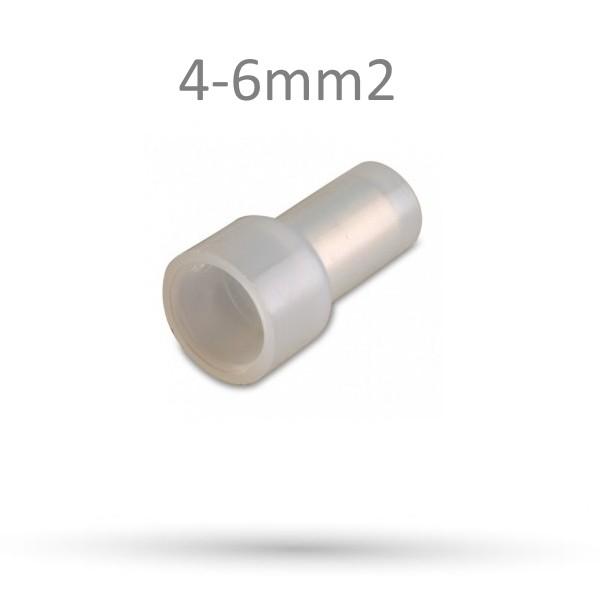 Zakończenie przewodów 4-6mm2