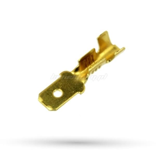 Konektor wsuwka 4,8 A1 (0,8)  - 100szt.
