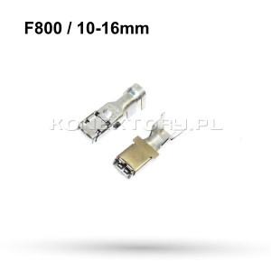 Konektor żeński F800 / 16mm2 - 1 szt.