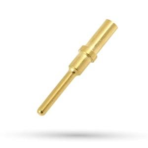 Konektor męski SOLID GOLD Deutsch DT / 0,5-1,0mm2 - 10szt.