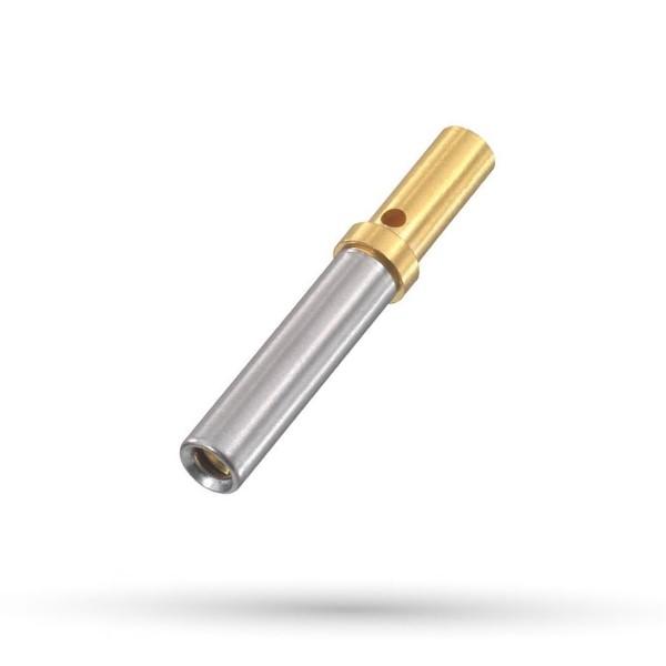 Konektor żeński SOLID GOLD Deutsch DT / 0,5-1,0mm2  - 10szt.